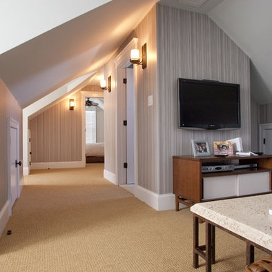 Attic Makeover Remodeling